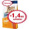 Happy Dog Happy Cat Adult Indoor lazac 10kg +1,4kg!
