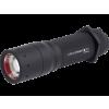 LED Lenser TACT-9804 taktikai lámpa 280lumen, 3×AAA, díszdobozban