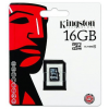 Kingston MicroSDHC 16GB (Class 4) + adapter (SDC4/16GB) SDC4/16GB