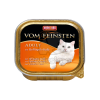 Animonda Cat Vom Feinsten Adult, szárnyas és borjú 6 x 100 g (83437)