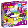 LEGO DUPLO: Szófia hercegnő varázslatos hintója 10822