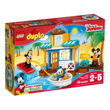 LEGO Mickey és barátai tengerparti háza 10827 lego