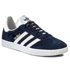 Adidas Cipők adidas - Gazelle BB5478 Conavy/White/Goldmt