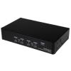 Startech DisplayPort 4 portos USB KVM switch