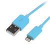 LogiLink Apple® Lightning - USB csatlakozó kábel, 1.00 m, kék