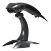 HONEYWELL 1400G SCANNER 1D OMNI 2D PDF417 BLACK RIGID PRES STAND USB 1.5M