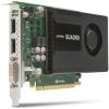 HP Quadro K2200 4GB GDDR5 128bit grafikus kártya