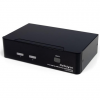 Startech High Resolution USB DVI 2 portos KVM switch