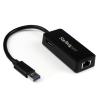Startech USB3.0 10/100/1000Mbps hálózati adapter fekete