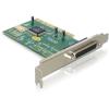 DELOCK PCI - párhuzamos port IO vezérlő