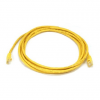 LogiLink CAT6 U/UTP Patch Cable EconLine AWG24 yellow 2,00m