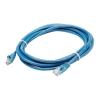 LogiLink CAT6 S/FTP Patch Cable PrimeLine AWG27 PIMF LSZH blue 0,50m