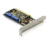 DELOCK PCI - 1+2 portos IDE SATA RAID vezérlő