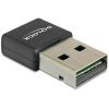 DELOCK USB2.0 150Mbps Wi-Fi adapter