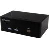 Startech Dual VGA 2 portos USB2.0 KVM switch