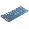 Gembird adapter card M.2 (NGFF) to mini sata (1.8')