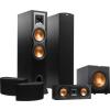 Klipsch R-26 5.1 hangfalszett+Ajándék+Yamaha RX-V481 házimozi erősítő, csomagban