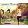 Wireless Bluetooth 4.1 fülhallgató / sport headset