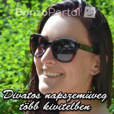Divatos unisex napszemüveg több kivitelben / UV400 védelem