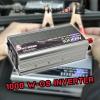 220v konnektor autóba 12v szivargyújtóról / inverter 1000w - autók