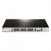 DLINK D-Link DES-3200-28P Switch