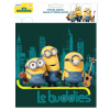 Minion, minyon matrica album