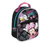 Minnie hátizsák 2 részes 24x20x9cm, Happy to be Me! iskolatáska