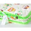 Pihe puha minky takaró -Lime, bézs bagoly
