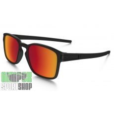 OAKLEY Latch Square Matte Black Torch Iridium