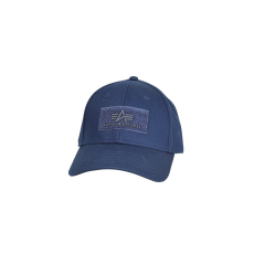 Alpha Industries Velcro Cap baseball sapka - replica blue