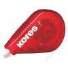 KORES Hibajavító roller, 4,2 mm x 15 m, KORES Roll On, piros (IK847511)