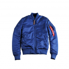 Alpha Industries MA-1 VF 59 Női - óveán kék