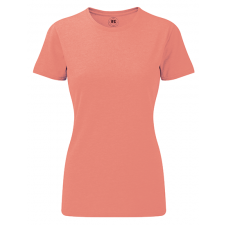RUSSEL Karcsúsított fazonú, Russell Női póló, Coral Marl női póló