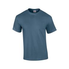 GILDAN ultra előmosott pamut póló, indigó blue
