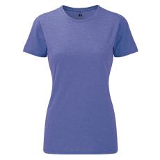 RUSSEL Karcsúsított fazonú, Russell Női póló, Purple Marl