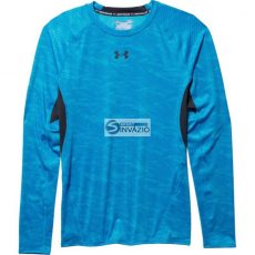 Under Armour Póló kompresyjna Under Armour HeatGear® Armour Printed Long Sleeve Compression M 1258896-428