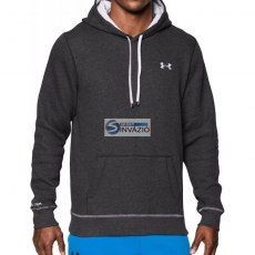Under Armour Blúz tréningowa Under Armour Storm Rival Hoodie M 1250783-090
