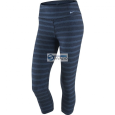 Nike nadrág Edzés Nike Legend Dri-FIT Cotton Tight Capri Zig Dot 3/4 W 725119-013