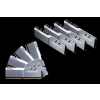 G.Skill TridentZ F4-3200C14Q2-64GTZSW 64GB (8x8GB) 3200Mhz CL14 DDR4 Desktop