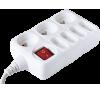 Home NV 17/WH Hálózati elosztó hosszabbító, elosztó