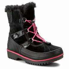 SOREL Hótaposó SOREL - Youth Tivoli II NY2417-010 Black/Dark Grey