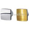VENTS 100 LDATHL ventilátor választható színű előlappal időzítővel párakapcsolóval Golyóscsapággyal