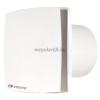 VENTS 125 LDTHL Fali axiális elszívó ventilátor időzítővel párakapcsolóval Golyóscsapággyal