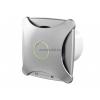 Vents 100 XT alumatt Desing Fali ventilátor időzítővel