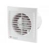 Vents Silenta-SL 125 Alacsony zajszintű Elszívó ventilátor időzitővel Golyóscsapággyal
