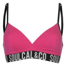 Soul Cal Sportos melltartó SoulCal Cotton Jaquard női