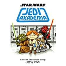 Jeffrey Brown Star wars - Jedi akadémia gyermek- és ifjúsági könyv