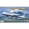 Eastern Express Boeing 777-300 American long-haul airliner, Transaero repülőgép makett Eastern express EE14477