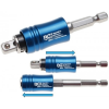 2 az 1-ben mágneses adapter bit-ekhez és dugófejekhez (BGS 9004)