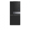 Dell Optiplex 7040 Mini Tower | Core i7-6700 3,4|16GB|120GB SSD|0GB HDD|AMD HD R7 350X 4GB|W10P|3év